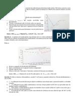 Exercícios de Química Analítica
