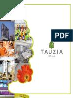TAUZIA Company Profile