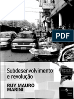 Subdesenvolvimento e Revolução