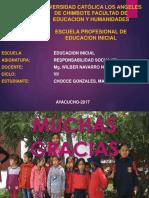 Diapositivas de Formativa II