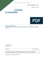 IEC 60079-13