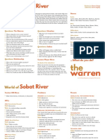 Warren World Sobat River
