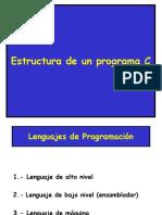 02 Estructura Programa C