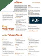 Warren World Polygon Wood