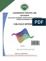 Calculo Integral- Juan Carlos Moya