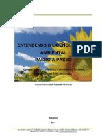 Livro Licenciamento Ambiental Passo a Passo - Ano 2017