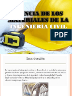 Ciencia de Los Materiales de La Ingeniería Civil
