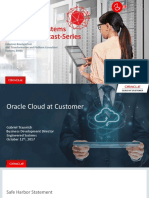 6 CloudatCustomer the New Oracle Cloud Machines