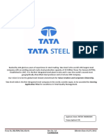 Tata Steel Application Form(Fakhruddin)