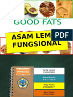 Asam Lemak Fungsional