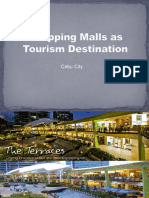 Shopping Malls as Tourism Destination