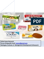 Soap Industry Research
