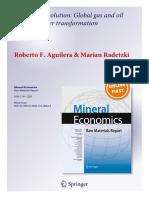 Shale Mineral Economics Online
