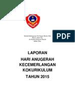 Dokumentasi Anugerah Kk Sk Usm 2015