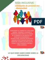 Manual Guia Para La Contratacion de Personas en Condicion de Discapacidad