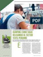 Dumping Chino Sigue Relegando Al Sector Textil Peruano