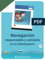 Navegación Responsable y Solidaria en El Ciberespacio