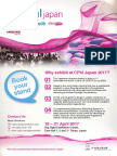 CPhI Japan Information