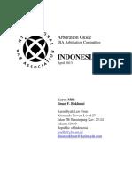 IntlArbGuide - Indonesia