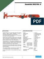 Sandvik Ds210l V