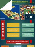 LECTURA 7. LA DESCENTRALIZACIÓN EDUCATIVA Y SUS DESAFIOS. JUAN CASASSUS Y JOSÉ GIMENO SACRISTÁN.pptx