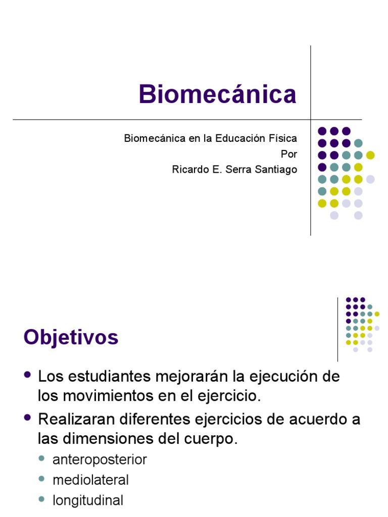 biomecánica de la erección