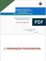 Sem 5 Preparación Preoperatoria2017