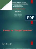 Ensayo Carga Expansion