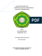 laporan pendahuluan limfadenopati.doc