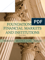 Frank J Fabozzi - Foundations of Financial Markets and Institutions 4e.pdf