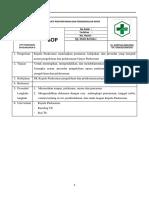 5.5.1.4 SOP Dan Bukti Penyimpanan Dan Pengendalian Arsip Perencanaan Dan Penyelenggaraan Program