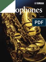 Saxophones Eu W252R2