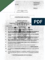 examen-2004 Auxiliar Administrativo
