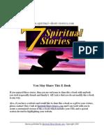 7 Spiritual Stories From Spiritual Short Stories