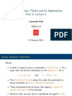 EC319 Lecture 4