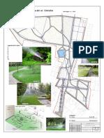 Plan Irigare 1, Gradina Botanică, Cimișlia
