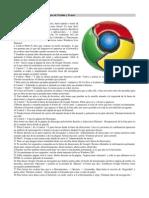Google Chrome Atajos de Teclado y Trucos