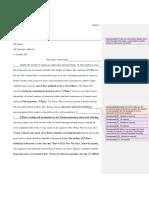 classic lit essay - rough draft