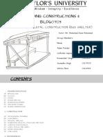 building constructions ii