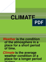 Climate Ppt