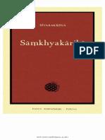 PENSA_ Le strofe del Samkhya  (Samkhyakarika).pdf