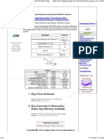 Area Moment of Inertia Section Properties Half Tube Calculator _ Engineers Edge _ Www.engineersedge