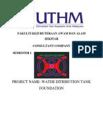 Full Report Foundation
