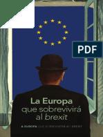 'A Europa que sobreviverá ao brexit'