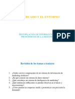 2. El Mercado y Su Entorno (1)
