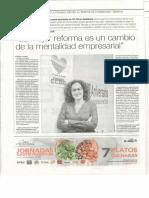 Diario Jaen. Nuria López