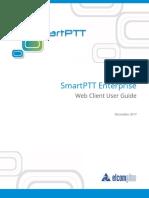 SmartPTT Enterprise 9.2 Web Client User Guide