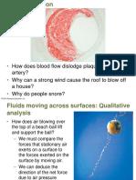 Fluids in Motion