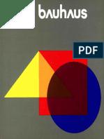 Bauhaus - publikacija instituta za veze sa inostranstvom, 1974