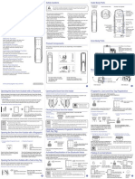 Shp-dp920 728 Manual
